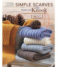 Simple Scarves [LA5779] - $9.95 : Maggie Weldon, Free Crochet Patterns