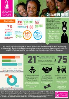 Nonprofit Annual Report as an Infographic (Summer Aronson 2013 Annual Report)