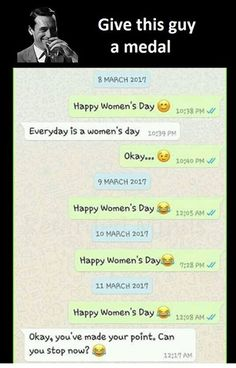 Funny, march, and made: give this guy a medal 8 march 2017 happy Funny Minion Memes, Funny School Jokes, Crazy Funny Memes, Funny Facts, Minions Quotes, Hilarious Memes, Kid Memes, Sarcastic Jokes, Text Jokes
