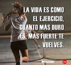 """293 Likes, 1 Comments - PowerCLUB Panama (@powerclubpanama) on Instagram: """"La vida es como el ejercicio !!! #Domingo @powerclubpanama #YoEntrenoEnPowerClub"""""""