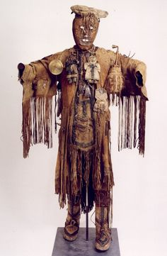 Shamans Costume Siberia (Tunguska) The Peter the Great Museum of Anthropology and Ethnography