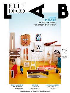 Elle Deco LAB, issue 2