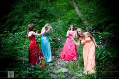 This would be so fun to do! I have one more senior class I can try this with. Trash the Prom Dress