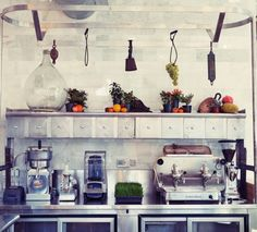 stainless steel, playful fixtures