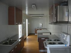 40' Function Facility-Kitchen