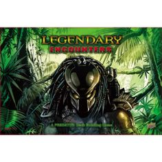 Legendary Encounters: Predator  $44.99