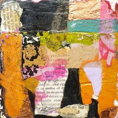 Vibrant and Textured Perception: The Abstract Art of Patti Agapi