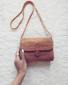"""38 Likes, 1 Comments - 🌴 Casa Frasta 🌴 (@casafrasta) on Instagram: """"Are you ready for the weekend? 😍 Get this beautiful purse #handmadeinbali to make it more perfect💃💥…"""""""