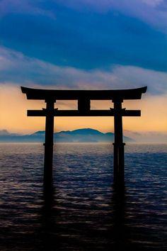 Torii gate in Japan || ♥! Jislaine Naturkosmetik