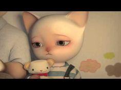 Tres Pequeños Gatitos  Cortometraje Animado 3D