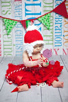 Newborn to 3 months baby girl boy earflap hat tassel by May22, $23.99