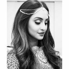 Black and white krystle