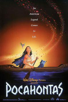 Disney - Pocahontas Poster 1995