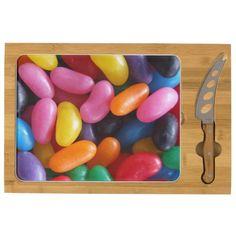 Jelly Bean Cheese Board