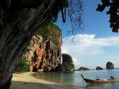 Finding peace in Krabi for the holidays