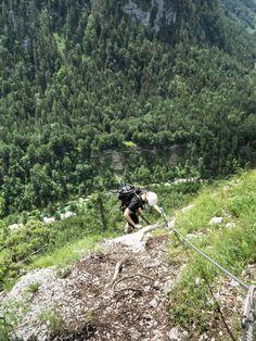 WIe wäre es mal mit ein wenig Action?  #action #steiermark #steirischegeheimtipps #klettern Hiking Boots, Mountains, Nature, Travel, Climbing, Hush Hush, Tours, Adventure, Tips