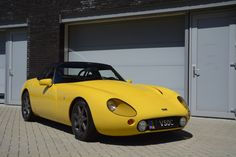1996 TVR Griffith - 500 | Classic Driver Market