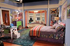 Steal Rowan Blanchard's Room from 'Girl Meets World'! My new room Dream Rooms, Dream Bedroom, Girls Bedroom, Bedroom Decor, D House, House Rooms, My New Room, My Room, Girl Meets World Riley