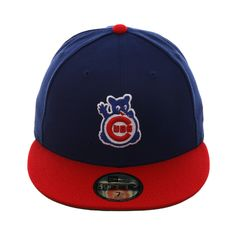 284ae05e367 New Era 59Fifty Chicago Cubs Wave Hat - 2Tone Royal