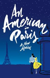 SOOO Wishhhhhing I could go to New York to watch this on Broadway! It had 12 Tony nominations!  Fun fact CYT San Diego Alumnus Owen Spruill: Helped work on this show!! He lives in Paris people...totally jealous. - Rachel PS: Read more of his story here: http://cytglobal.com/cytblog/cyt-alumnus-owen-spruill-an-american-in-paris/