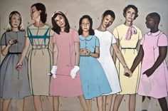 Survivors  Leslie Batty art ♥