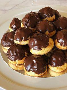 Tumblr Food, Eclairs, Pan Dulce, Dessert Recipes, Desserts, Sweet Recipes, Food To Make, Cooking Recipes, Yummy Food