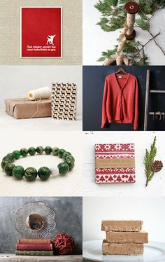 Christmas Gift Guide from Etsy