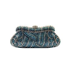 Crystal Evening Bag - 3 Colors Available