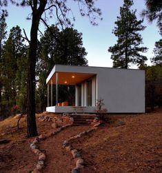 Minimalist, Modern Cabin
