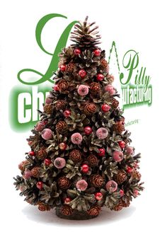 Best 12 Choinka z szyszek Lilly Pilly christmas manufacturing – Standard – SkillOfKing. Christmas Topiary, Pine Cone Christmas Tree, Christmas Ornament Crafts, Christmas Makes, Rustic Christmas, Christmas Projects, Christmas Holidays, Christmas Wreaths, Pine Cone Decorations
