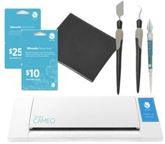 If you are looking to get the new Silhouette Cameo, now is the perfect time!