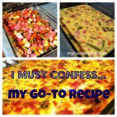 My go-to recipe