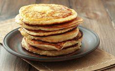 Akıtma ya da krep olarak bilinen hamur işinin biraz daha kalını ve kahvaltıların yıldızıdır pankek. Tuzlu ve tatlı pancake tarifleri de hazırlamak mümkün.