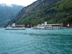 Lake Lucerne-Switzerland