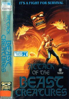 Attack of the beast creatures (1985) Horror