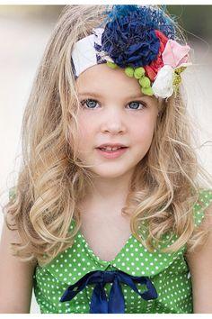 Idalia Headband - Persnickety Clothing