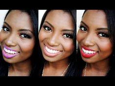 Passo a Passo de Como Fazer Maquiagem para Pele Negra