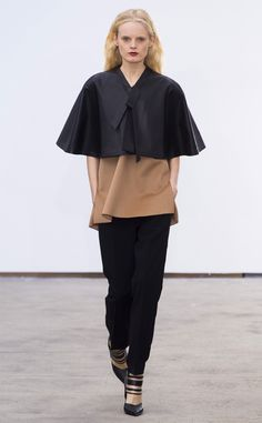 | Capes from New York Fashion Week Fall 2013: Trends We Love | E! Online