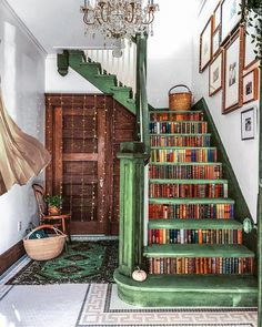 Interior And Exterior, Interior Design, House Stairs, House Goals, Victorian Homes, My Dream Home, Home Accents, Future House, Beautiful Homes