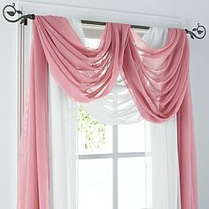Window Treatment Ideas - An aesthetic dictionary of a lot of the very best offered home window therapy suggestions for your house. Decor, Home Decor Accessories, House, Home, New Homes, Curtains, Apartment Decor, Bedroom Decor, Curtain Decor