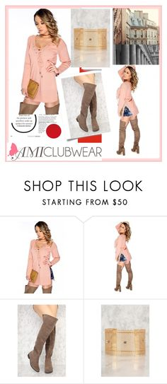 """""""AMICLUBWEAR 9"""" by damira-dlxv ❤ liked on Polyvore featuring amiclubwear"""