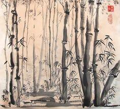 Inside the Forest by plasticpumpkin, via Flickr