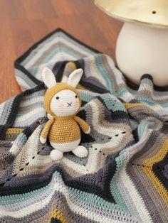 bunny + blanket