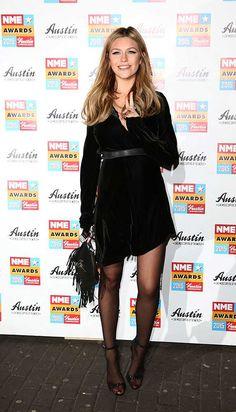 Pregnant Celebrities UK Style File   Fashion Celebrity Style   ELLE UK