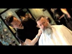 Kenneth Siu - Big Beard Hairstyle - YouTube