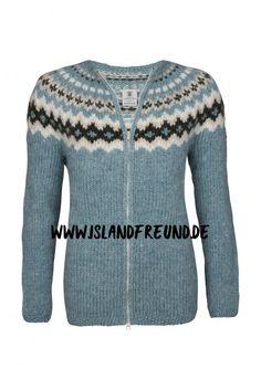 isländische jacke 100 wolle