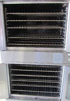 Used Southbend Double Stack Gas Convection Oven
