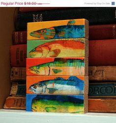 Fish Sticks - love this artist