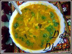 EzCookBook: Dal Dhokli ~ Authentic Gujarati Recipe