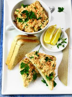 Pasta do chleba #kolacja #przepisy #pasta #dochleba #makrela #twarożek #POLOmarket